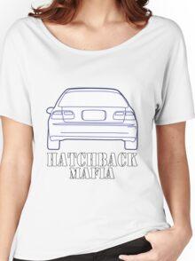 Hatchback mafia Women's Relaxed Fit T-Shirt