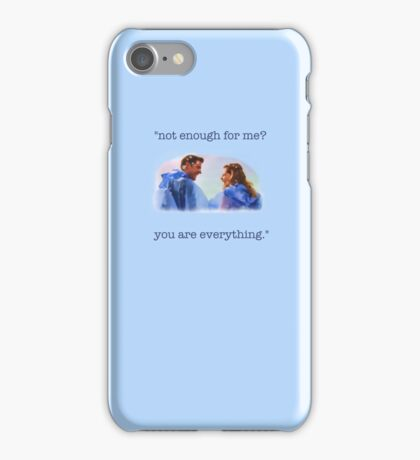 Pam Beesly & Jim Halpert (The Office US) iPhone Case/Skin