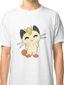 Meowth! Thats right Classic T-Shirt