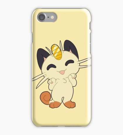 Meowth! Thats right iPhone Case/Skin