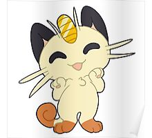 Meowth! Thats right Poster