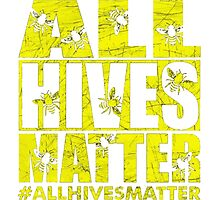 All Hives Matter Photographic Print
