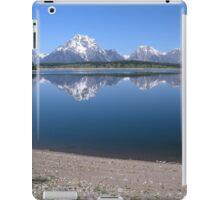 Grand Teton National Park iPad Case/Skin