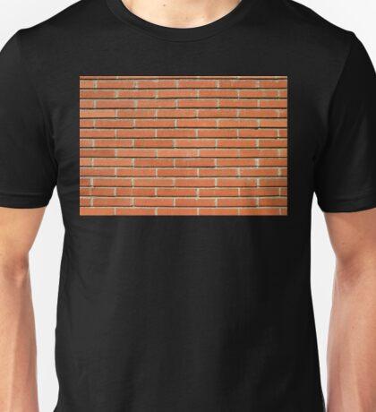 Bricks Wall Unisex T-Shirt
