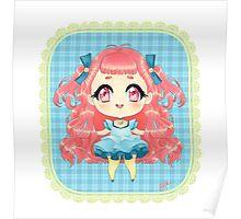 Lollipop Chibi Poster