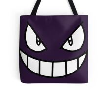 Gengar Face - Ghost Pokemon Tote Bag