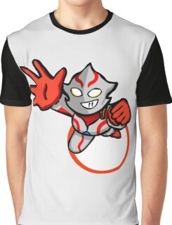 Ultraman Mebius [ Rise Up ] Graphic T-Shirt