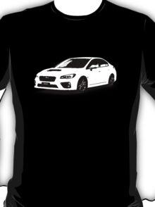 Subaru WRX White T-Shirt
