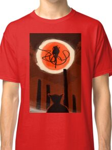 The Moon Presence  Classic T-Shirt