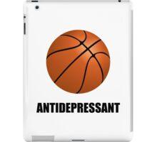 Antidepressant Basketball iPad Case/Skin