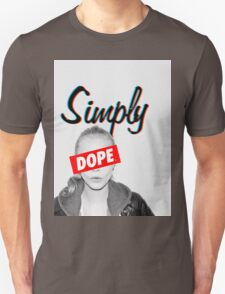 Cara Delevingne Simply Dope T-Shirt