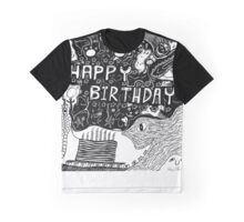 Birthday Celebrations Graphic T-Shirt