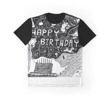 Birthday Celebrations Graphic T-Shirt