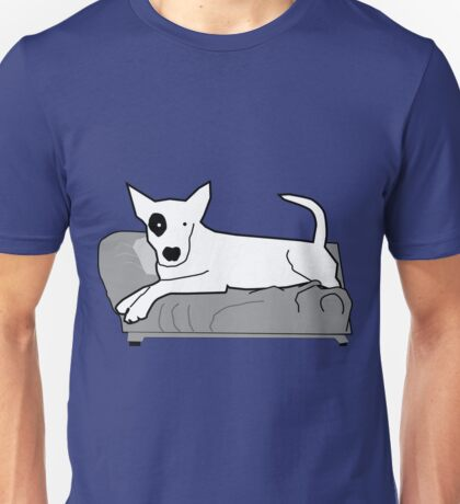 I LOVE MY DOGS_22 Unisex T-Shirt