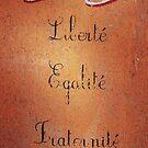Liberte, égalité, fraternite by Jonesyinc