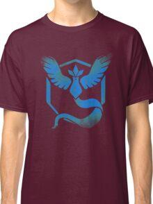 Team Mystic grunge blu Classic T-Shirt