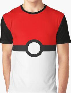 Pokeball Minimalist Pokémon GO Very High Quality Graphic T-Shirt
