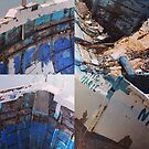 Boat wrecks by Jonesyinc