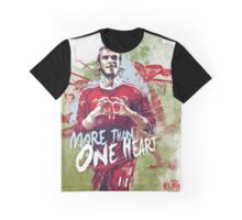 Gareth Bale Euros Graphic T-Shirt