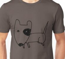 I LOVE MY DOGS_24 Unisex T-Shirt