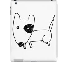 I LOVE MY DOGS_24 iPad Case/Skin