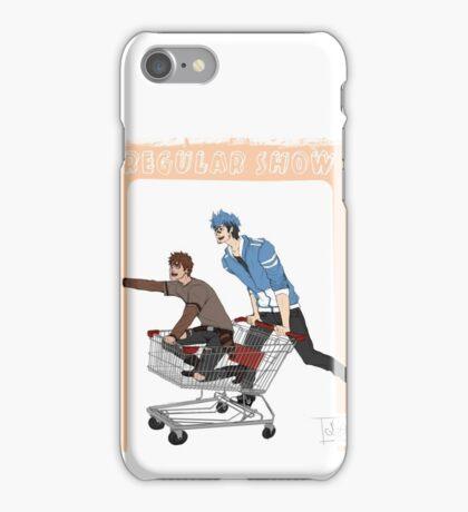 Regular shopping iPhone Case/Skin