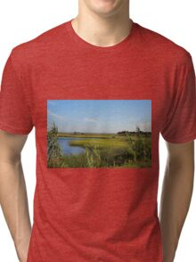 Beautiful View Tri-blend T-Shirt