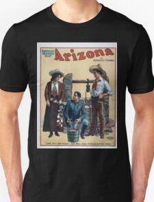 Performing Arts Posters Arizona Americas greatest play 0007 Unisex T-Shirt