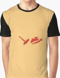 Pokemon Go Team Valor Moltres Graphic T-Shirt