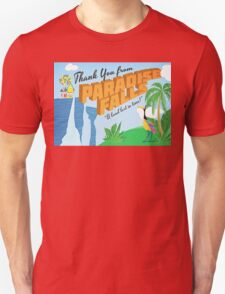 Adventure is out there Unisex T-Shirt