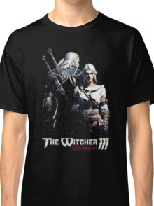 The Witcher 16bit Classic T-Shirt