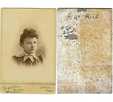 Lena Reid, Madison County, Tennessee Photographic Print