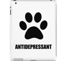 Antidepressant Pet iPad Case/Skin