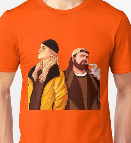 Jay and Silent Bob Unisex T-Shirt