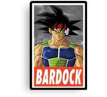 (DRAGON BALL Z) Bardock Canvas Print