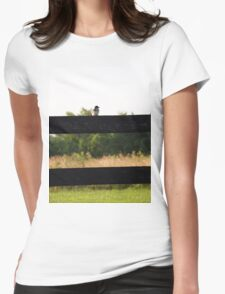 Oh Tweet Y'all! Womens Fitted T-Shirt