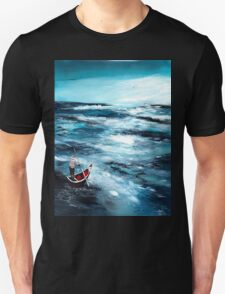 Into unknown Unisex T-Shirt