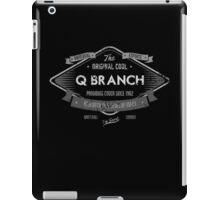 The Original Cool Q Branch iPad Case/Skin