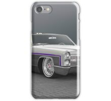 1966 Cadillac Custom Eldorado Convertible iPhone Case/Skin