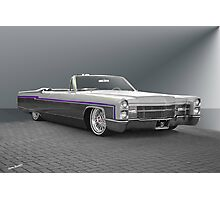 1966 Cadillac Custom Eldorado Convertible Photographic Print