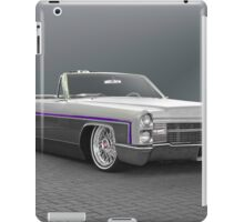 1966 Cadillac Custom Eldorado Convertible iPad Case/Skin