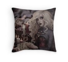 Voices from the Other Side Throw Pillow