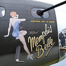 The Memphis Belle by Chris Longwell