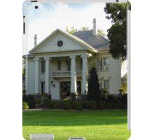Marlsgate Plantation iPad Case/Skin