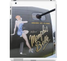 The Memphis Belle iPad Case/Skin