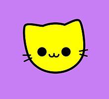 Kawaii Kitty Cats 2048 - tile 4 by hadosabi