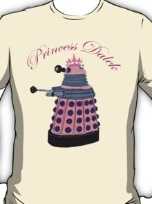 Princess Dalek. T-Shirt