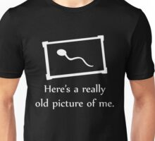 Really Old Picture Unisex T-Shirt