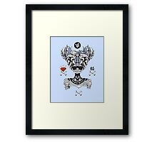 That Old Black Magic Framed Print