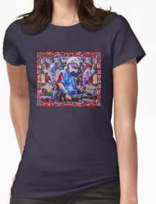 Jerome 14 Womens Fitted T-Shirt